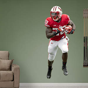 Montee Ball Wisconsin Fathead Wall Decal